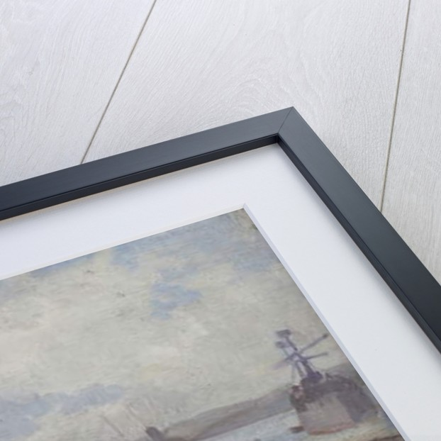 Jarrow Slake by Richard George Hatton