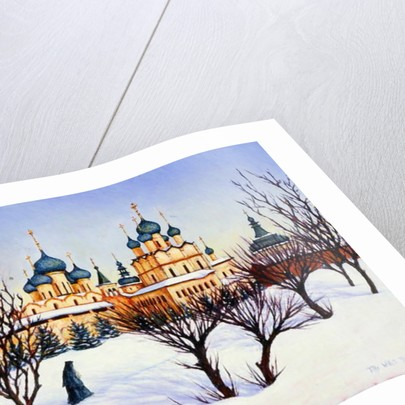 Russian Winter by Tilly Willis