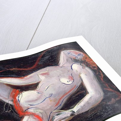 Reclining Nude by Christopher Wood