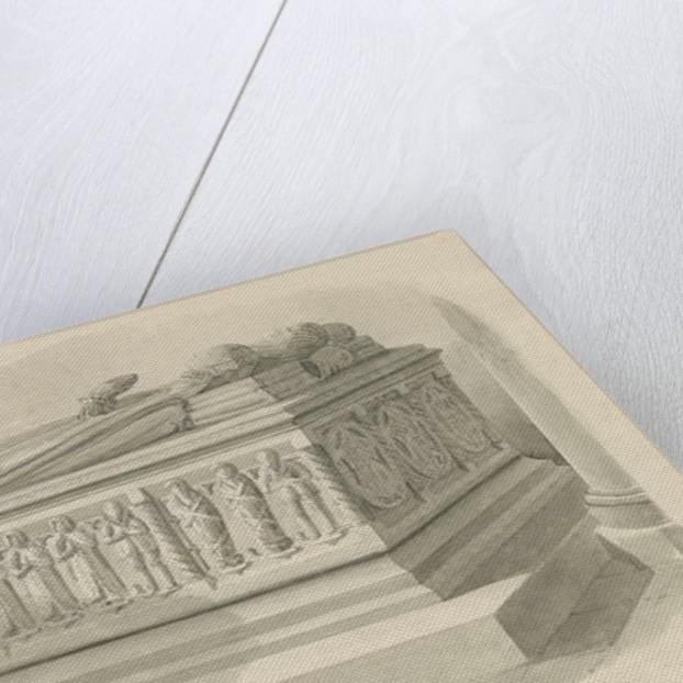 Penkridge Church - Tomb of [Edward Littleton] by John Chessell Buckler
