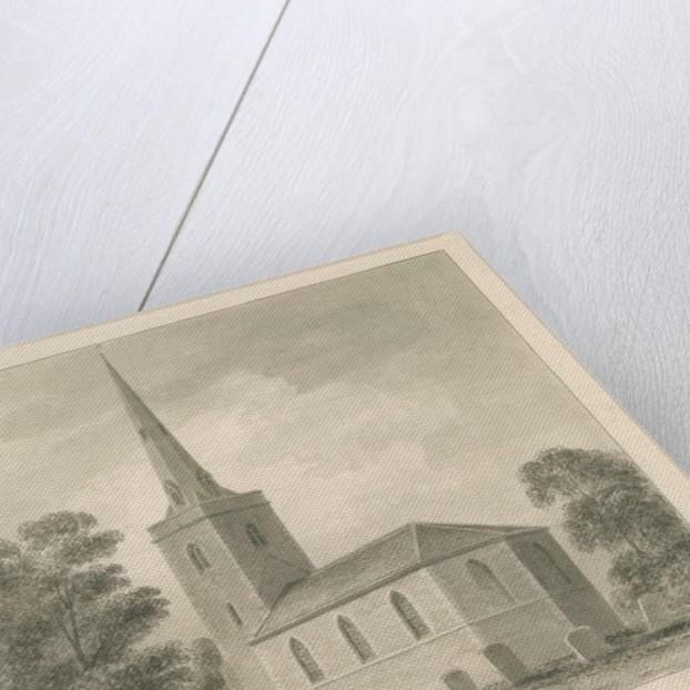 Thorpe Constantine Church by John Buckler