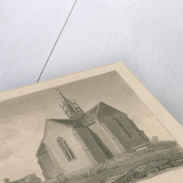 Weeford Church by John Buckler