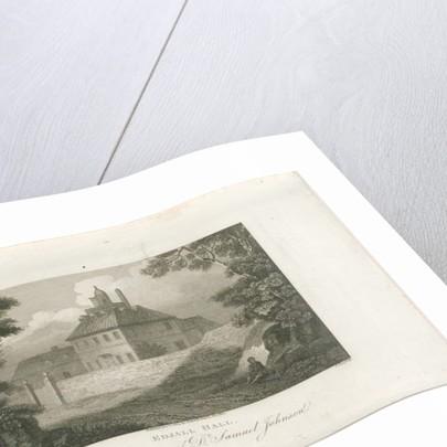 Lichfield - Edial Hall by Charles Pye