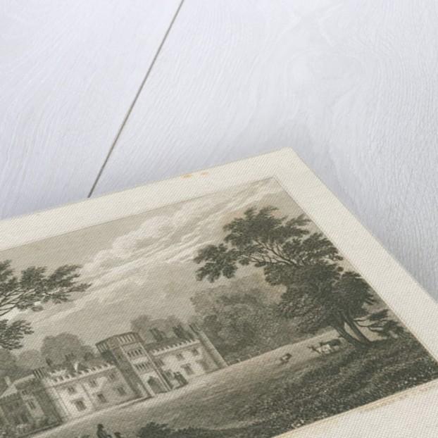 Wolseley Hall by Frederick Calvert