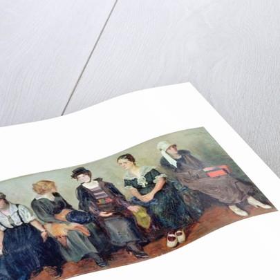 Group of Actors, 1913-24 by Nikolaj Alekseevich Kasatkin