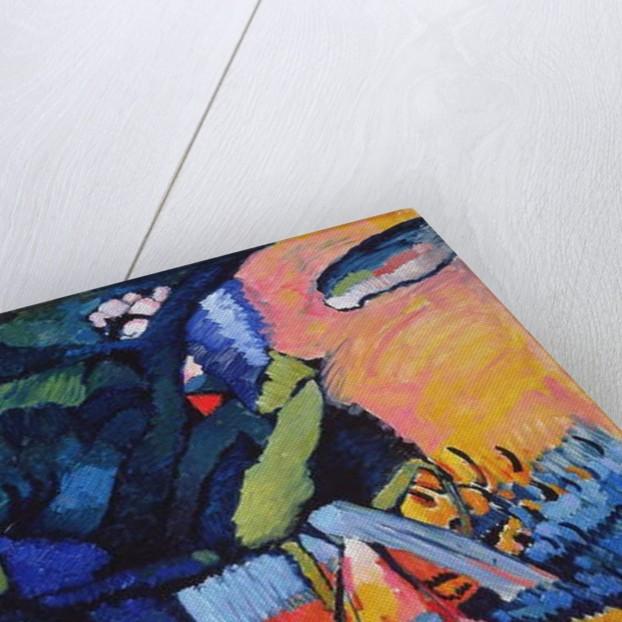 Improvisation 4, 1909 by Wassily Kandinsky