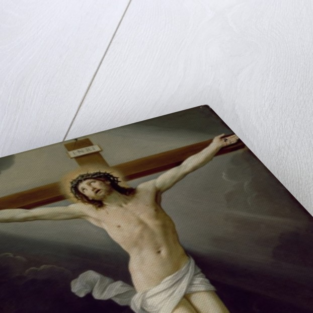 Christ on the Cross by Guido Reni