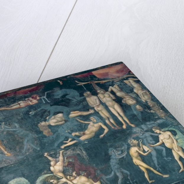 The Last Judgement by Giotto di Bondone