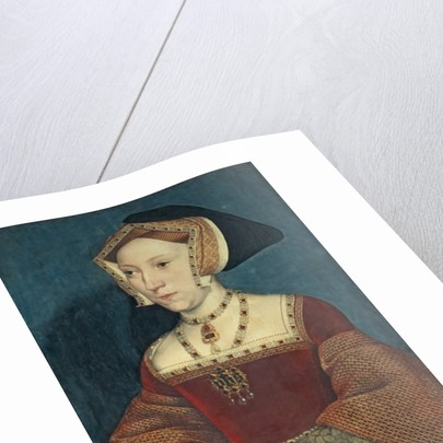 Jane Seymour by Hans Holbein The Younger