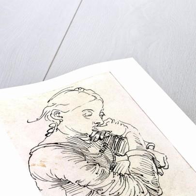 'My Agnes', Durer's wife depicted as a girl by Albrecht Dürer or Duerer