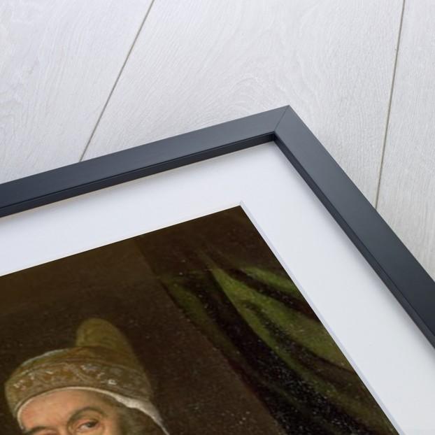 Doge Alvise Mocenigo by Jacopo Robusti Tintoretto