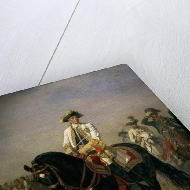 Field Marshal Baron Ernst von Laudon, General in the Seven Years' War and War of Bavarian Succession by Siegmund L'Allemand