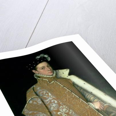 Alessandro Farnese by Sofonisba Anguissola