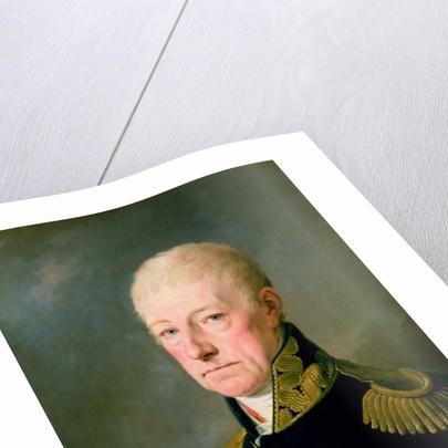Count Wenzei Anton von Kaunitz by Josef Kreutzinger