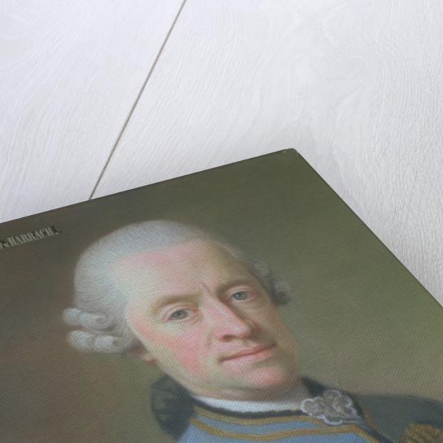 Count Ernst Guido von Harrach by French School