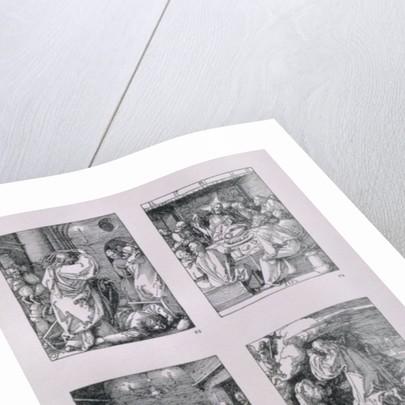 The 'Small Passion' series by Albrecht Dürer or Duerer