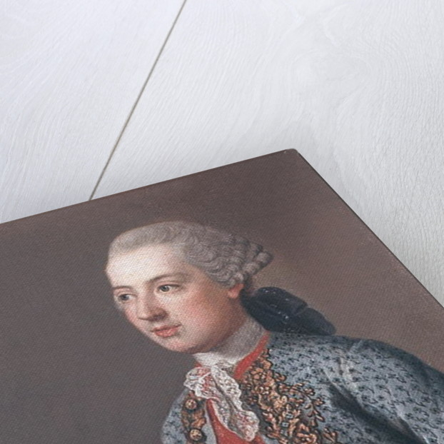 Joseph II Holy Roman Emperor and King of Germany by Jean-Etienne Liotard
