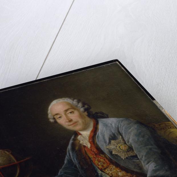 Portrait of Prince Dmitriy Mikhailovich Golitsyn by Francois-Hubert Drouais