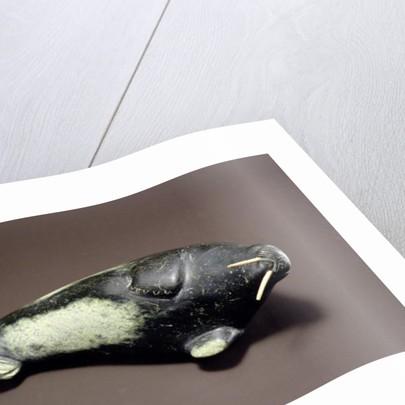Walrus by Inuit School
