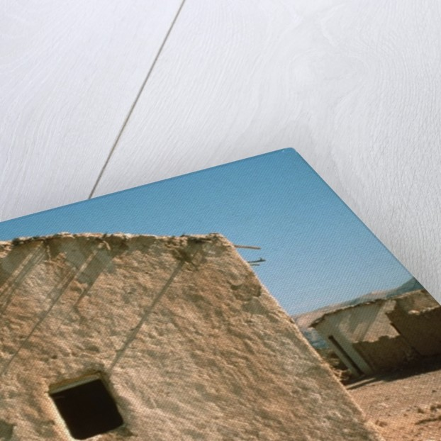Building in Old Jericho by Unknown