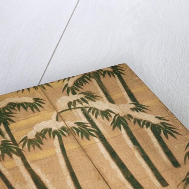 Bamboo, Momoyama Period by Japanese School