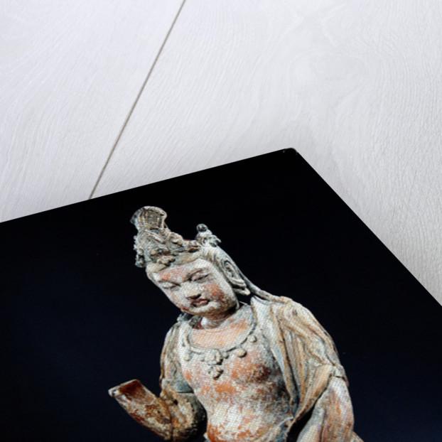 Standing Kuan-yin, Yuan Dynasty by Chinese School
