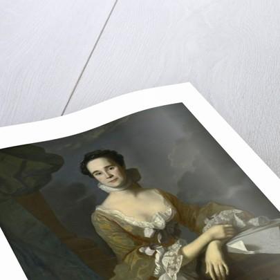 Mrs. Daniel Hubbard, c.1764 by John Singleton Copley