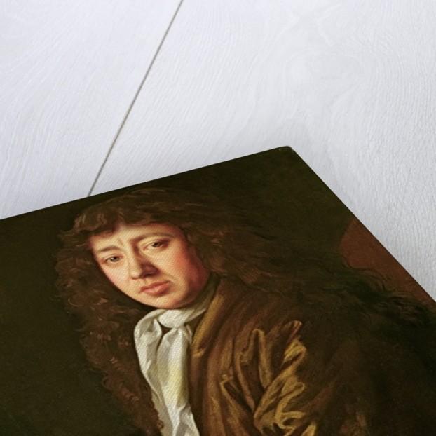 Portrait of Samuel Pepys by John Hayls