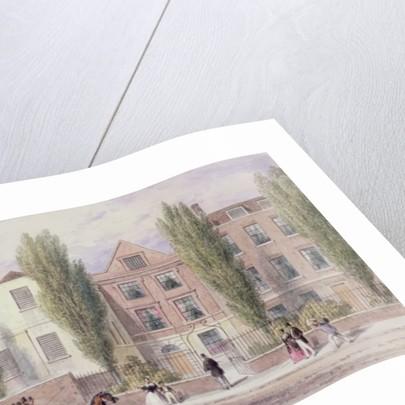Fisher's House, Lower Street, Islington by Thomas Hosmer Shepherd