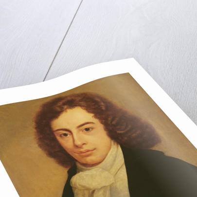 Portrait of Robert Southey by Peter van Dyke
