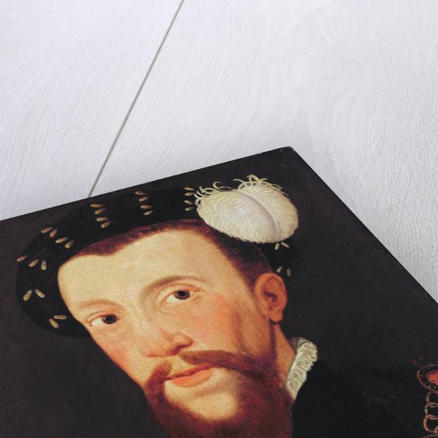 Portrait of Henry Howard by English School