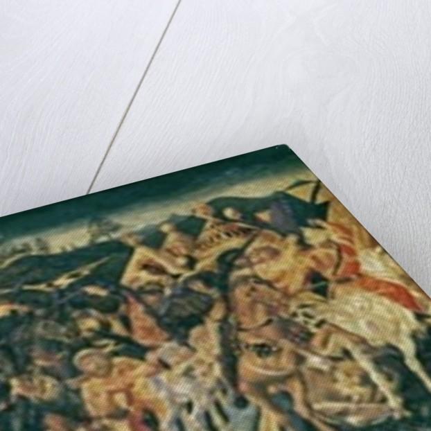 The Triumph of David and Saul, by Francesco di Stefano Pesellino