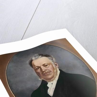 William Hedges by English School