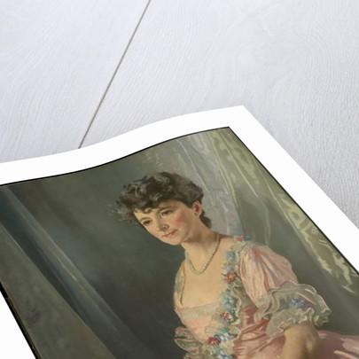 Francine J. M. Clark, 1921-22 by William Orpen