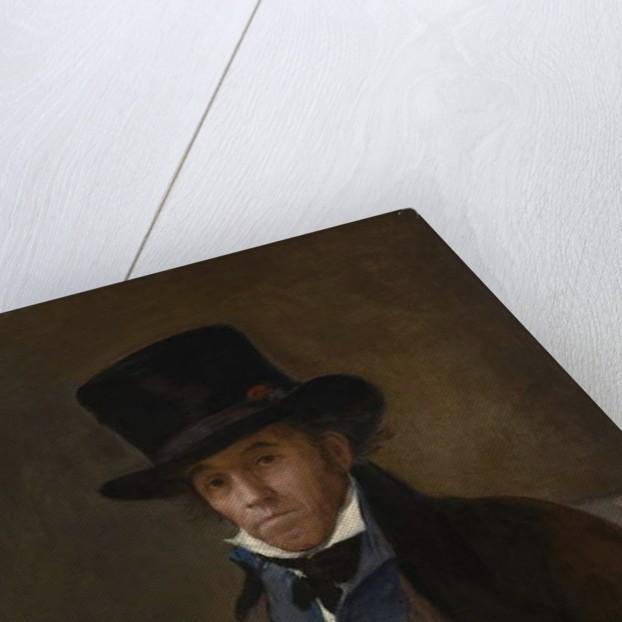 Asensio Julia, 1814 by Francisco Jose de Goya y Lucientes