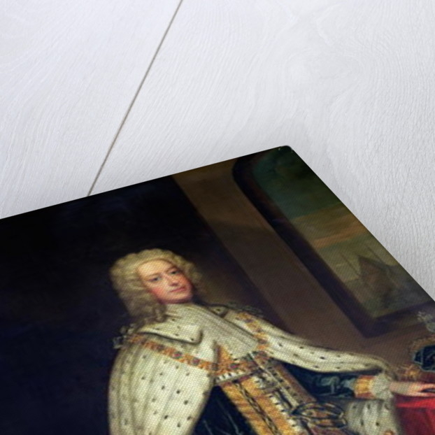 George II by Enoch Seeman