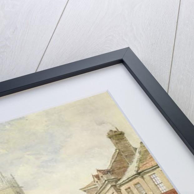 All Saints Pavement, York by Louise Ingram Rayner