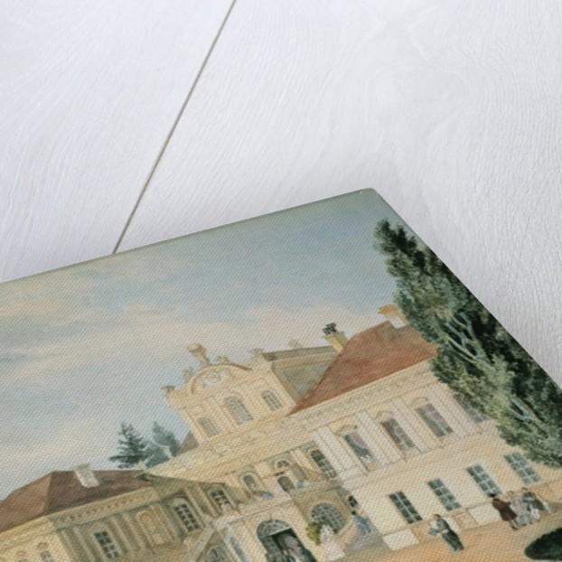 Pulawy Palace, 1842 by Polish School