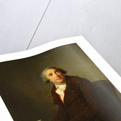 Giovanni Paesiello by Elisabeth Louise Vigee-Lebrun