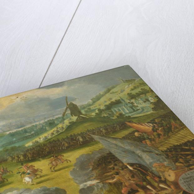 Battle of Nimegen by Rodrigo of Holland