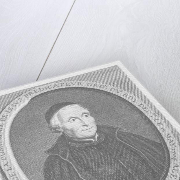 Louis Bourdaloue by Etienne Jehandier Desrochers