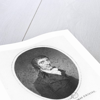 Thomas Erskine, 1st Baron Erskine by English School