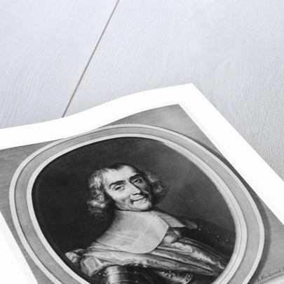 Abraham de Fabert, Marshal of France by François de Poilly