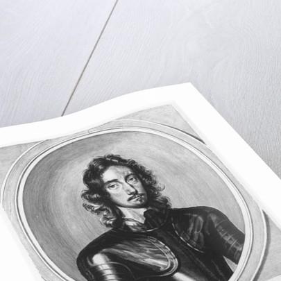 Lord Thomas Fairfax by William Faithorne