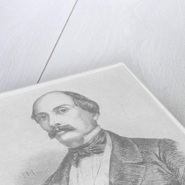 Luigi Carlo Farini by Italian School