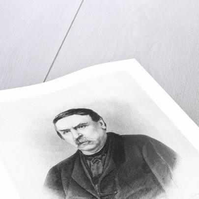 Ferenc Deak by French School