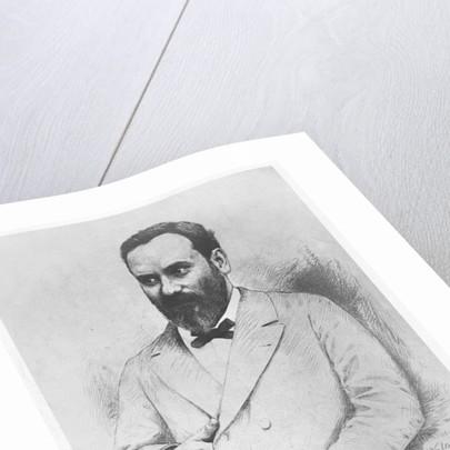 Arsène Darmesteter by Charles Albert Waltner