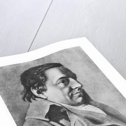 Johann Gottlieb Fichte by German School