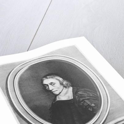Portrait of François de La Mothe Le Vayer by Robert Nanteuil