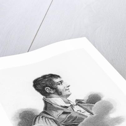 Jean-Charles-Julien Luce de Lancival by French School